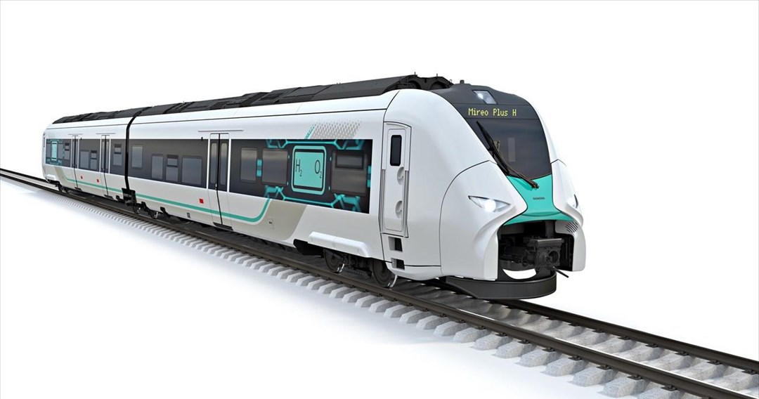Προώθηση συγκοινωνιών υδρογόνου από τις Siemens Energy και Siemens Mobility