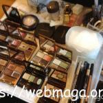 化粧品のサンプル、使用期限切れのものを大量に処分。化粧品代を節約する方法