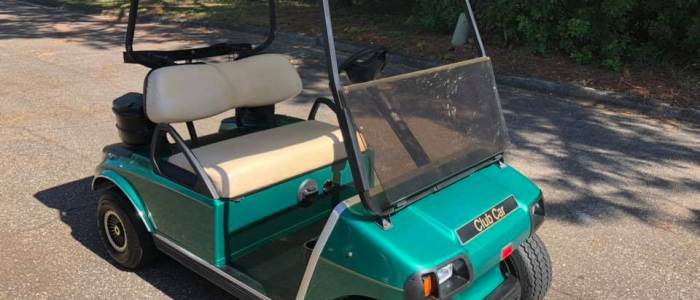 cc ds green 2012 2 700x300 - Used Golf Cars