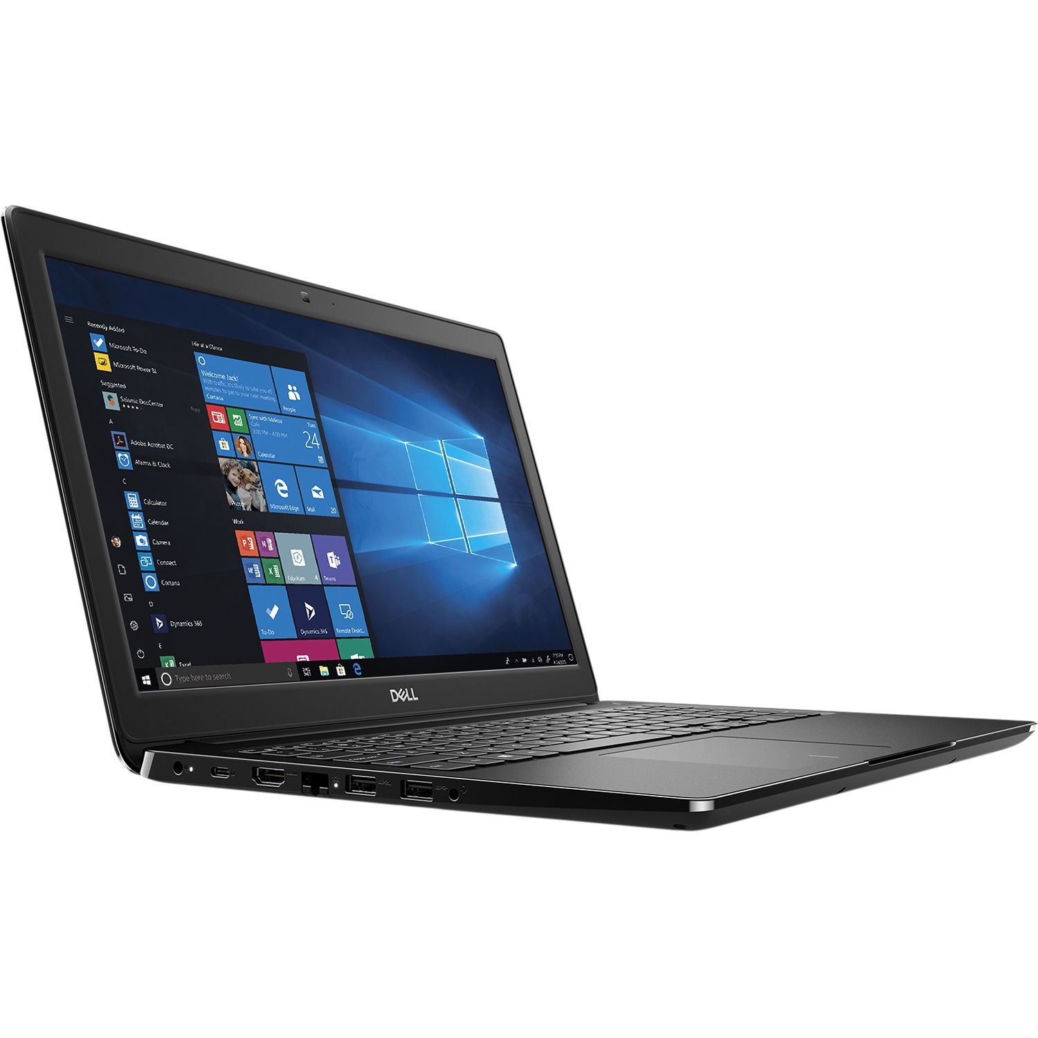 Dell Latitude 5400 Intel Core i5-8265U (1.6GHz 4MB) Integrated UHD Graphics 620 14 Non-Touch Wide View Anti-Glare FHD with Camera (1920X1080) 8GB (1x8GB) 2666MHz DDR4 memory M.2 PCIe 256GB Solid State Drive Qwerty Backlit Keyboard 4-cell 65W/Hr Battery 65W AC Adapter WLAN Smart Card Reader Windows 10 Professional DW5820e WWAN Card Intel 7360 LTE-A 3Yr Basic Onsite Service