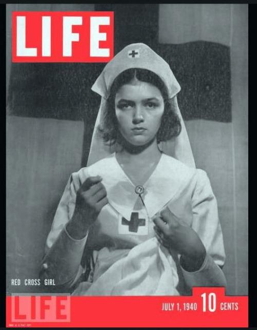Uma perturbadora capa da Life durante a Segunda Guerra Mundial
