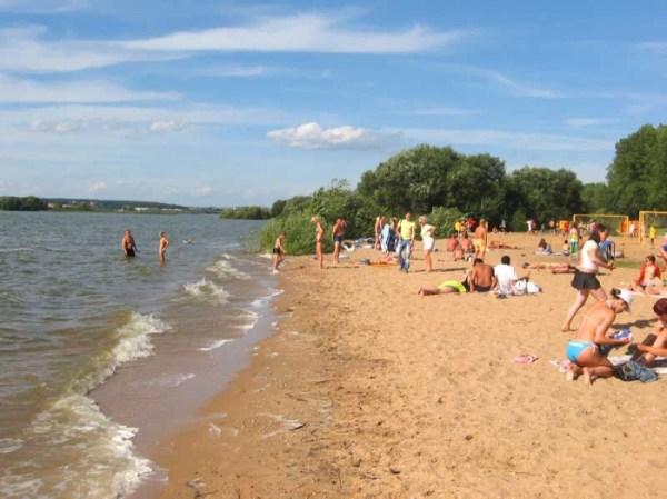 Лучшие пляжи Минска и окрестностей для отдыха в 2015 году ...