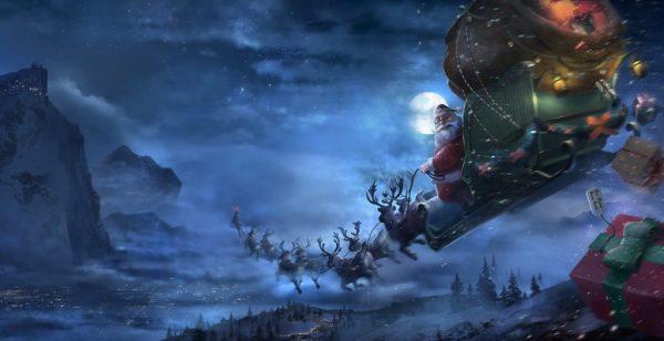 Новогодние заставки - красивая зимняя природа картинки ...