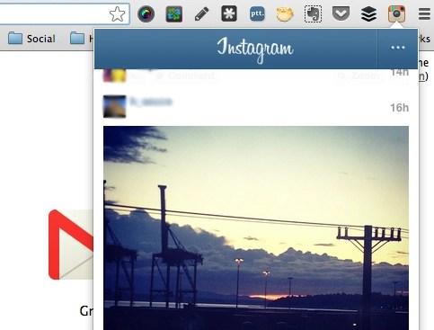 instagram chrome social media