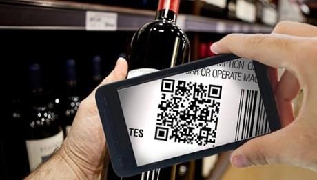 QR Codes Wine
