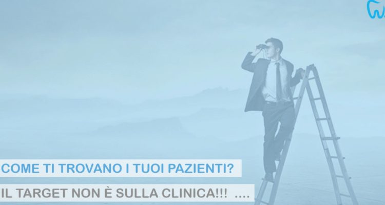 Web Marketing per Dentisti, avere più pazienti dal dentista