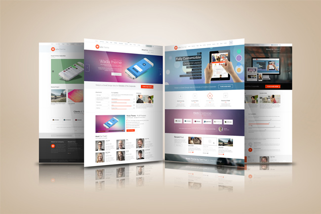 Professional Mock-Ups Bundle for Web, Apps and Prints - Deals