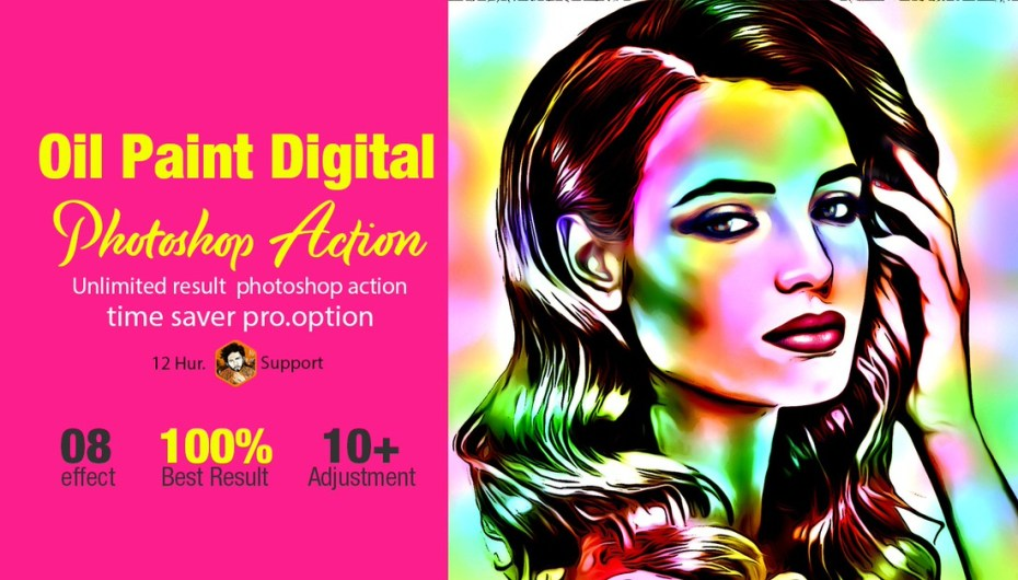 Photoshop action