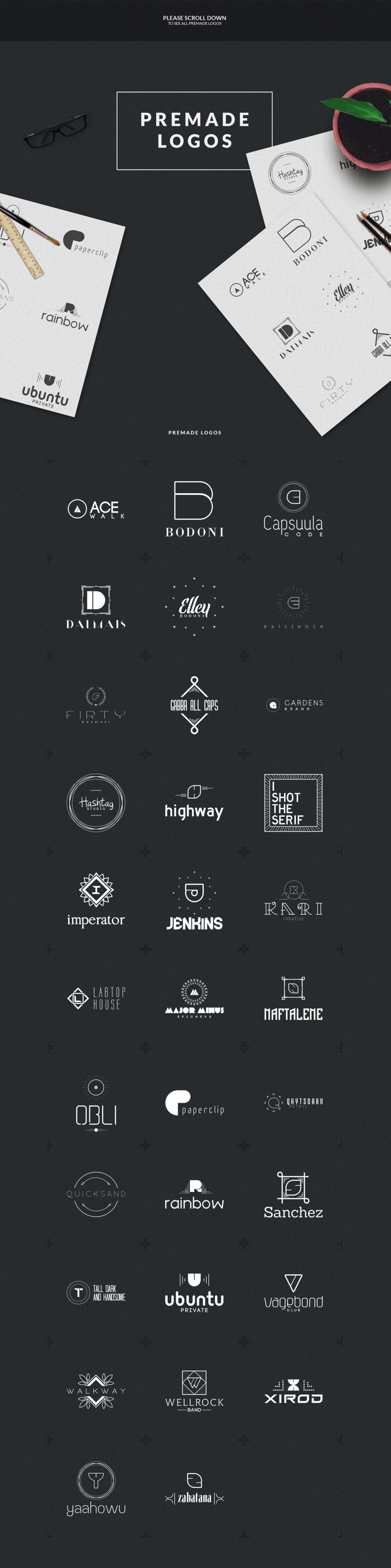 Az Logo Creation Kit