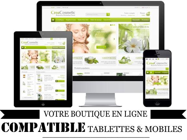site internet Prestashop bordeaux