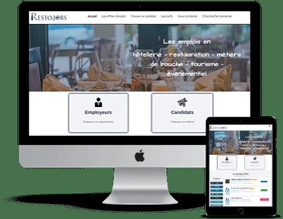 site e-commerce - référencement web et SEO Cenon