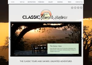 Tourrism Theme Design Sample