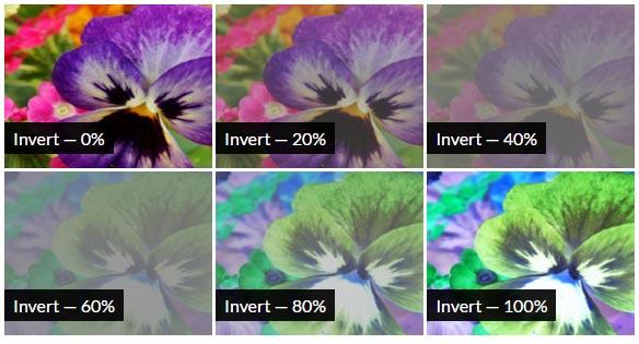 invertfilter
