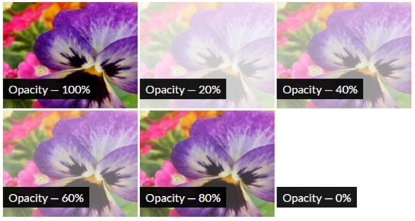 opacityfilter