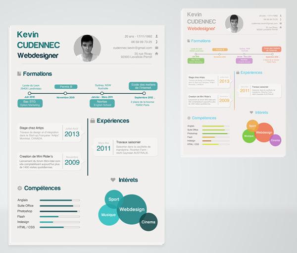 infogrphic-resume