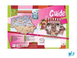 Création de brochures et de guides