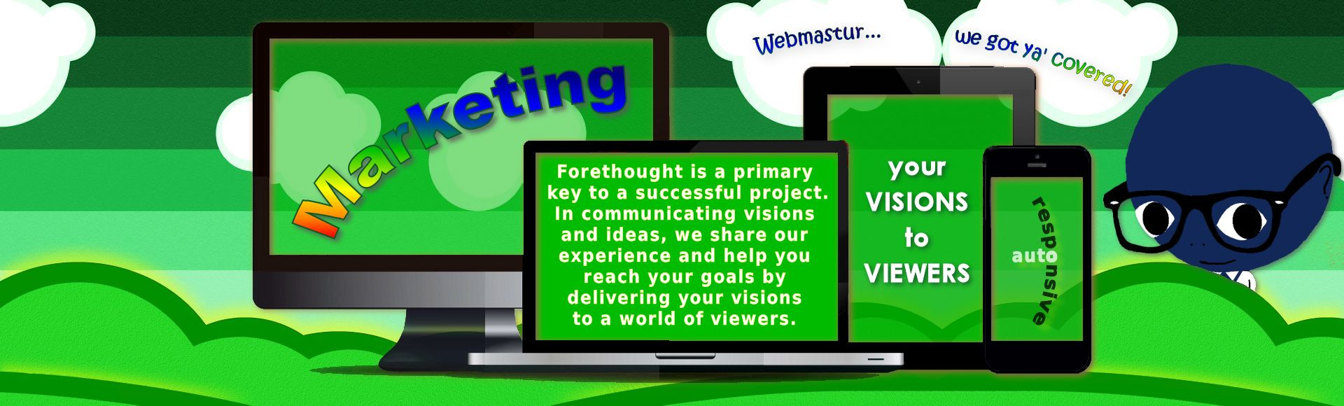 webmastur slides 3 marketing