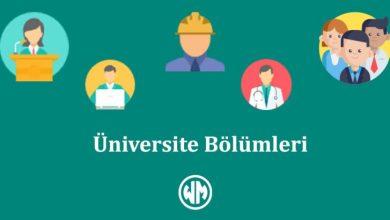 Photo of 2020 Üniversite Eşit Ağırlık Bölümleri