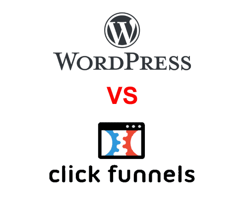 Clickfunnels vs wordpress comparing the differences