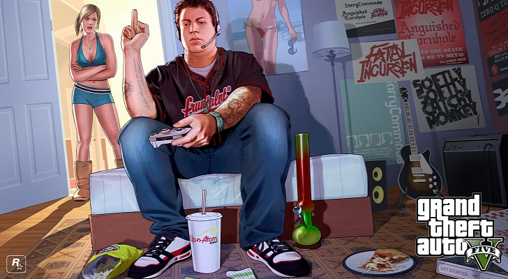Two New Gta V Wallpapers Released Webmuch