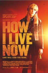 Poster for 2013 drama film How I Live Now
