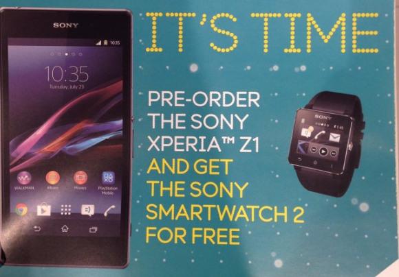 Sony Xperia Z1: Leaked - Webmuch