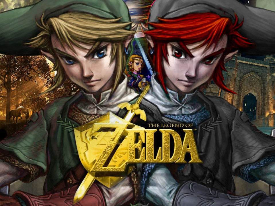 The Legend Of Zelda Four Swords Anniversary Edition Back On Eshop