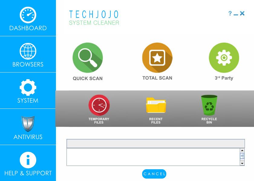 TechJojoSystemCleaner