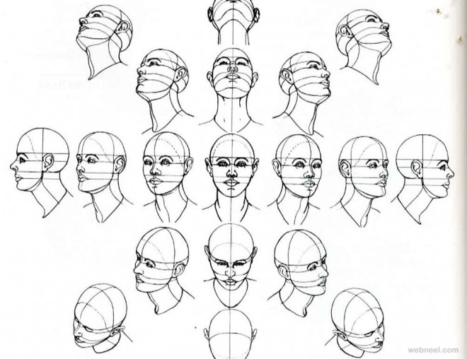 Image result for faces to draw