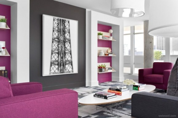 Modern office interior design