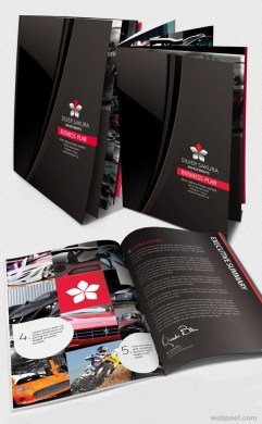 26 Best and Creative Brochure Design Ideas for your inspiration creative brochure design ideas brochure design ideas
