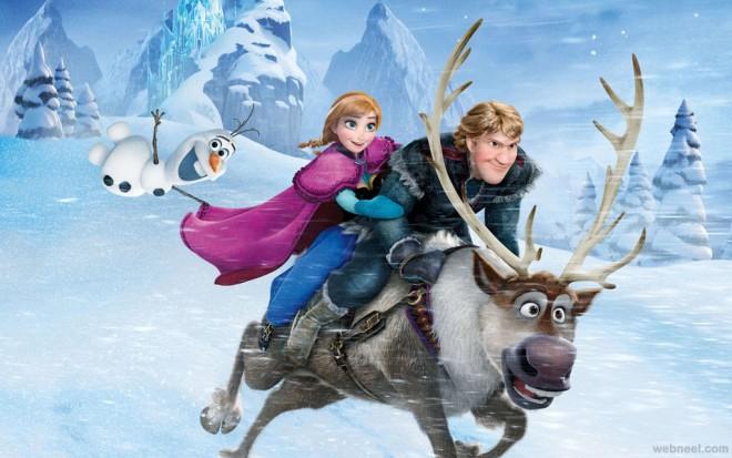 disney movie frozen