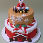 40 Beautiful Christmas Cake Decoration Ideas From Top Designers