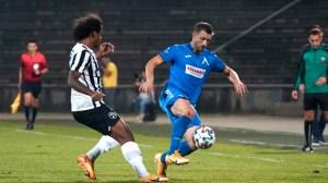 Локомотив (Пловдив) – Левски 2: 2, Митко Илиев бързо възстанови резултата
