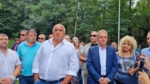 Борисов с тъга гледаше как неопитни хора актуализират бюджета.