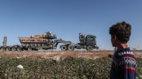 Turkey will not hesitate to respond to every threat in Syria