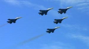 Руски бойни самолети бомбардираха вражески кораби по време на учения в Черно море