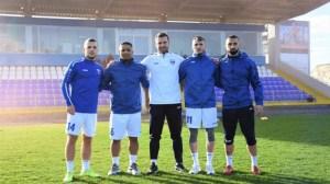 Спартак (Варна) започна да тренира с четирима новодошли