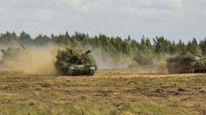 Русия изпрати танкове близо до границата с Афганистан