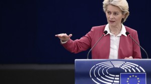 Вносът на газ прави ЕС твърде уязвим, казва Урсула фон дер Лайен