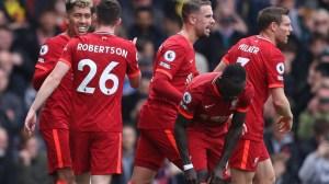 Ливърпул победи Уотфорд с 5: 0 във Висшата лига