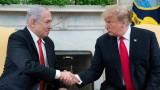 Trump acknowledges Israel's sovereignty over all Jewish settlements, boasts Netanyahu