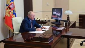 Путин се тревожи за безпрецедентни природни бедствия в Русия