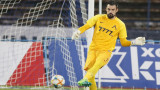 Levski has refused a favorable offer from Azerbaijan for his titular goalkeeper