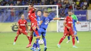 Загуба за Арда в историческия първи мач на европейския национален отбор
