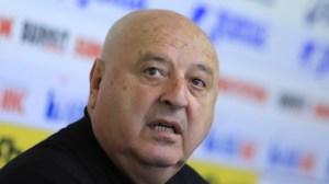 Венци Стефанов: Не сме говорили с Божинов за трансфера, не сме говорили за пари