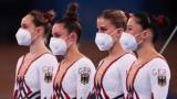 Пиърс Морган, немски гимнастички и грубите коментари на журналиста към тях