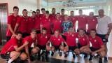 Ивет Горанова пожела успех на младежкия ни отбор