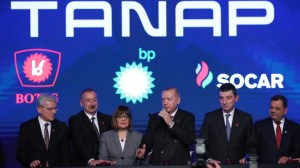 Azerbaijan with first gas supplies to Europe