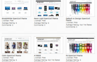 Free Opencart theme, template for free by Shyn (An Opencart User)